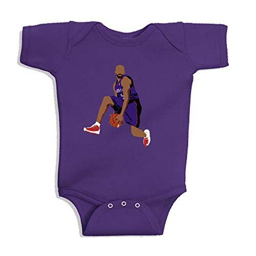 Purple Toronto Carter The Dunk Baby 1 Piece