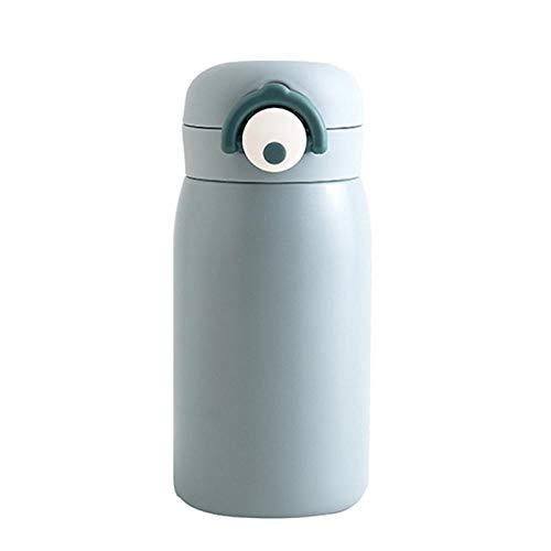 Wensistar Mobiele koffiemok, roestvrijstalen ketel met grote inhoud, beker met springdeksel, compacte, draagbare mok, 12 uur warm