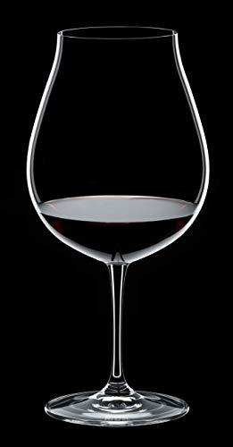 [正規品] RIEDEL リーデル 赤ワイン グラス ペアセット ヴィノム ニューワールド・ピノ・ノワール 800ml 6416/16