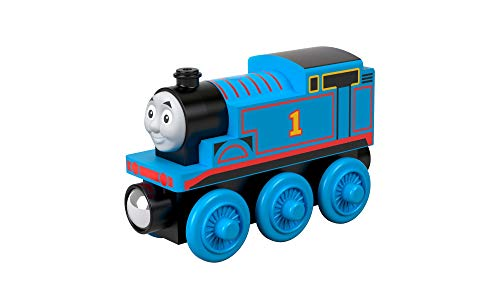Thomas & Friends Friends GGG29 Wood Thomas Toy Train, Multi-Colour