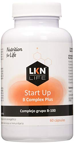 Lkn Start Up B Complex 60 capsules (1 x 1 stuks)