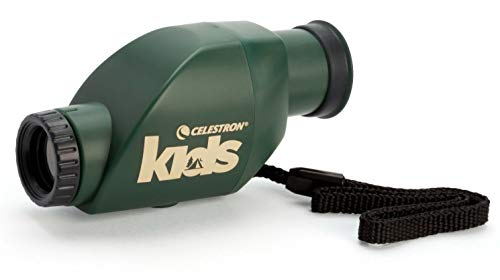 Celestron Kids Let Your Child Explore The World Telescope, Green (44111), One Size
