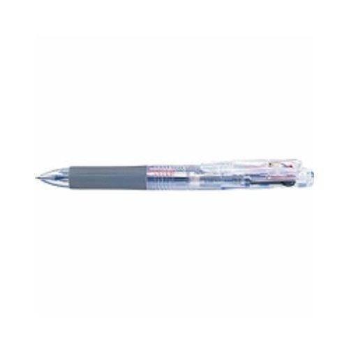 多色ジェルボールペン サラサ3 [黒/赤/青] 0.5mm 透明 J3J2-C