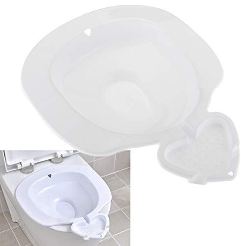 HVTKL Tragbare Reise Toilette Bidet Hygieneartikel Camping Schwangere Ältere Safe Bad