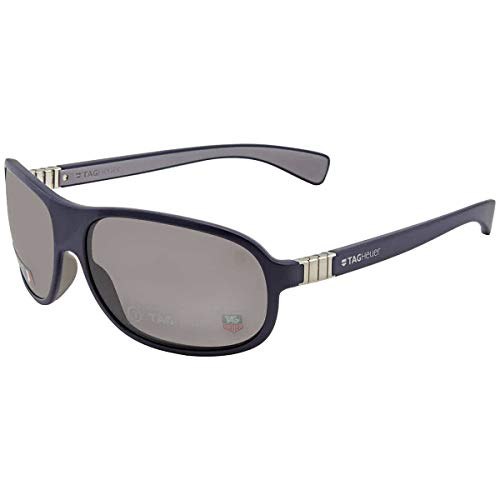 Tag Heuer Sonnenbrille Th-9301 Gafas de Sol, Azul (Blau), 64 para Hombre