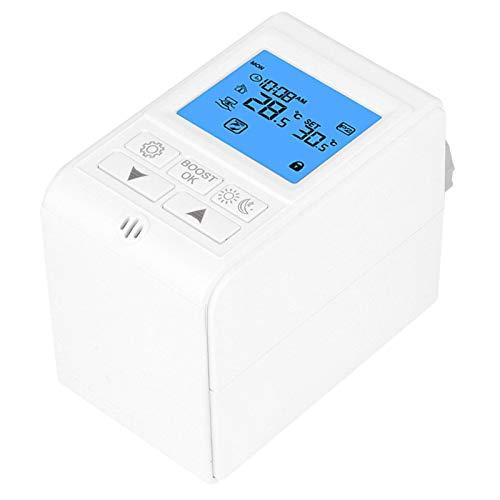 Válvula termostática, controlador de temperatura, válvula termostática digital, para ducha Tuya Gateway Hub 2.05 x 2.60 x 3.74 in Fácil de instalar(zigbee models)