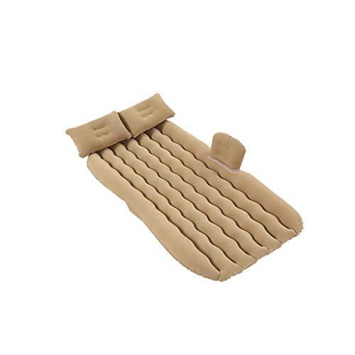 Hinclud Letto gonfiabile del materasso di aria dell'automobile per il sedile posteriore, letto gonfiabile del materasso di letto d'auto dell'automobile per il letto dell'automobile di viaggio Materas