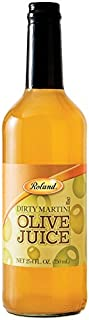Roland: Dirty Martini Olive Juice 25.4 Oz (2 Pack)