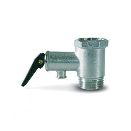 REPORSHOP - Valvula Seguridad Termo Calentador ELECTRICO 1/2