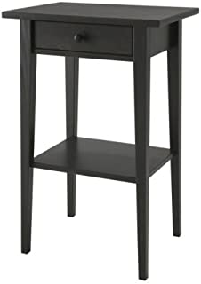 Ikea Nightstand, black-brown 2024.858.1418