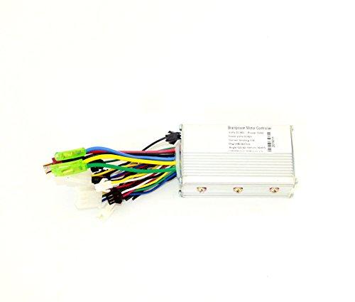 Controllore di motori Brushless Motor Controller biciclette Hub Motor Hall sensore Controler elettrico veicolo elettrico 24V36V48V 250W350W (48V)