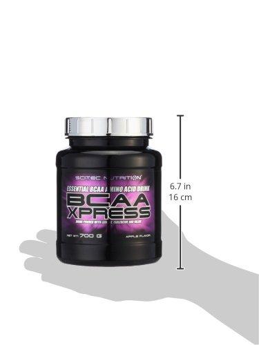 Scitec Nutrition BCAA Express, Apfel, 700 g, 25077 - 3