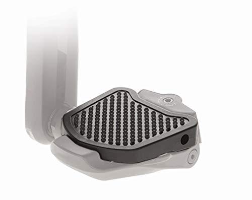 PP Pedal Plate | KEO | Adattatore per Pedali compatibili con Look KEO| Non Sono necessarie tacchette | Converte i Pedali Automatici in Pedali Piatti | per Maggiore Sicurezza e Comfort |