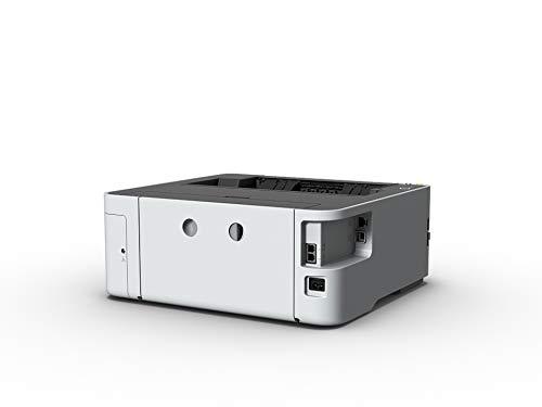 Epson Impresora Blanco y Negro Ecotank M1180 Monocromática, Tanque de Tinta para Negocio, Wi-Fi...