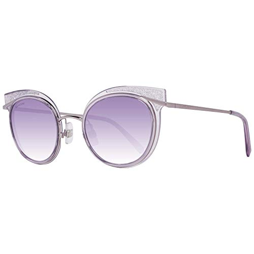 Swarovski SK-0169-81Z Gafas de sol, Morado, 50 para Mujer