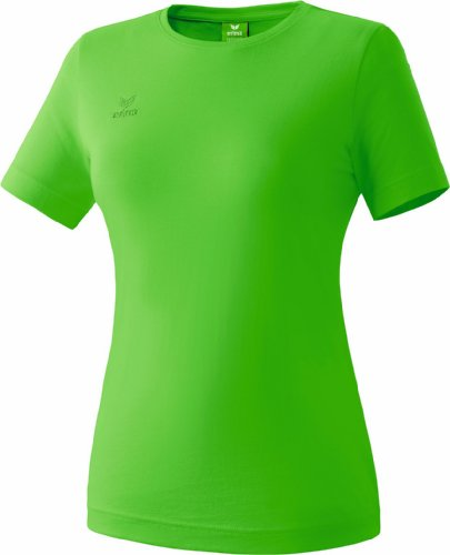 erima Damen Teamsport T-Shirt, Green, 40