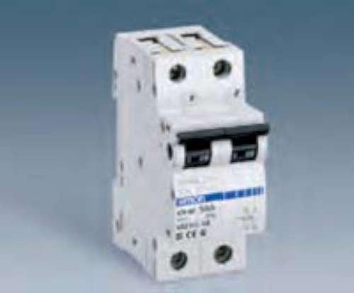 Simon simon 68 - Interruptor automático bipolar curva icp-m 20a 6ka