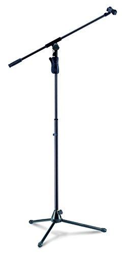 Hercules Stands MS631B microfoonstandaard met één hand in hoogte verstelbaar