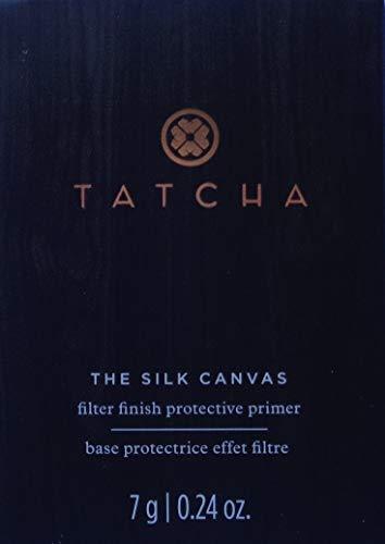 TATCHA The Silk Canvas Protective Primer Mini size 0.24 oz/ 7g …