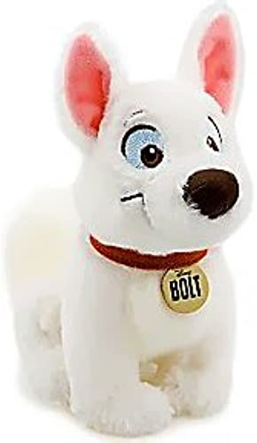 Disney Exclusive 6 Inch Mini Plush Figure Bolt by Disney