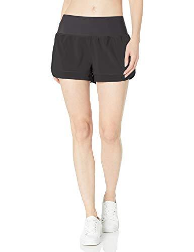 C9 Champion Women's 3.5' Knit Premium Running Shorts, Ebony, XL