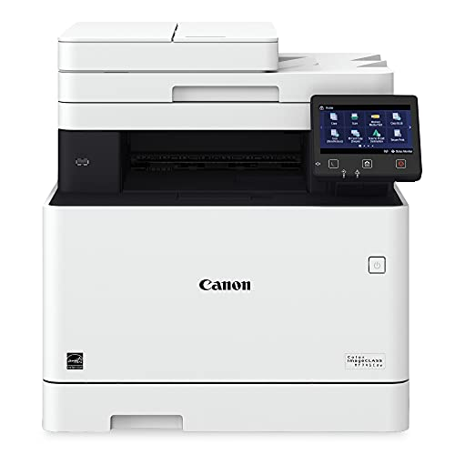 Color imageCLASS MF741Cdw - Multifunction, Wireless, Mobile-Ready, Duplex Laser Printer with 3 Year Warranty