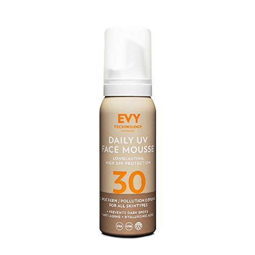 EVY Daily UV Face Mousse SPF 30-75ml