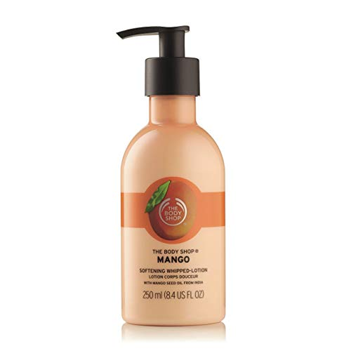 The Body Shop Mango Whip Body Lotion, 8.4-Fluid Ounce (Packaging May Vary)