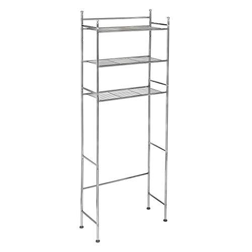 Honey-Can-Do Over-The-Toilet Storage Shelf, 3 Tiers