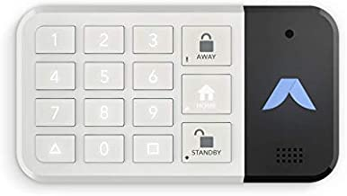 abode Keypad 2   Arm & Disarm Your System   Detect Motion   Get Your System Status