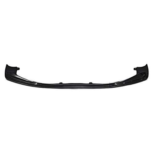 ESUHUANG 3Piece Carbonlook Auto Frontstoßstange Splitter Lip Kit Diffuser Spoiler for Lexus IS250 350 200T 300 AWD F-Sport 2014-2016