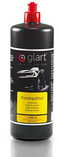 Glart 45FP Auto Finishpolitur für Tiefenglanz im Lack, Anwendung mit Poliermaschine, 1.000 ml