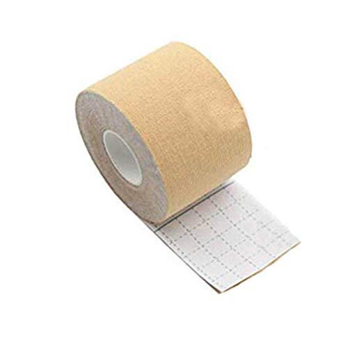 Exceart Boob Tape Borstlift Tape Body Tape Zelfklevende Bh Tepelbedekking Bh Tape Medische Kwaliteit Voor A-E Cup Grote Borsten