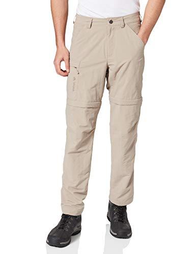 VAUDE Herren Hose Men's Farley ZO Pants V, boulder, 52, 42172