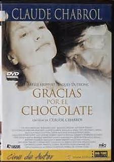 Gracias Por El Chocolate [DVD]