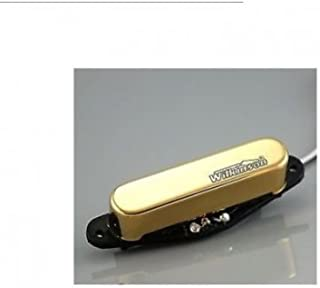 Pick up Wilkinson para Fender Telecaster Neck Cover Gold mwvtn Vintage