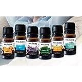 6 fragranze essenze profumate per diffusori d'aroma Innoliving INN-774