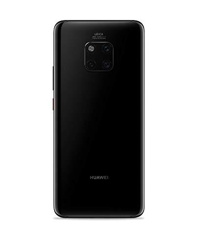 Huawei Mate 20 Pro 128GB Handy, Android 9.0 (Pie), Dual SIM, schwarz (West European Version) - 2