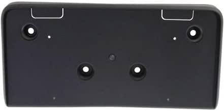 Make Auto Parts Manufacturing - EQUINOX 10-15 FRONT LICENSE PLATE BRACKET, Textured (Black) - GM1068134