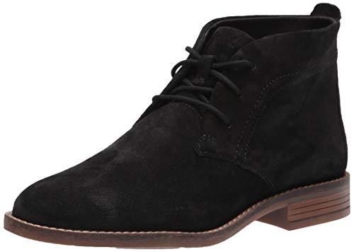 Clarks Camzin Grace Comfort para mujer, color Negro, talla 39.5 EU