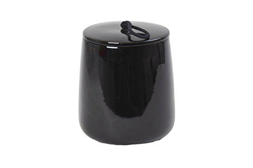 Speedtsberg Dose mit Aromaverschluß schwarz