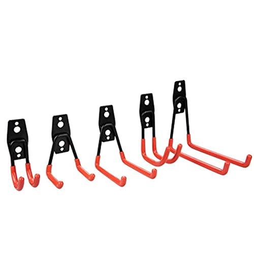 WYZQ Uhr-Reparatur-Werkzeug-Kit, Fahrrad-Wandhalterung Fahrradständer-Halter Mountainbike-Gepäckständer Aufhänger Haken Aufbewahrung Fahrradständer, Uhren
