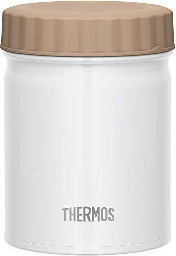サーモス 真空断熱スープジャー ホワイト 500ml JBT-500 WH