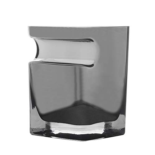 Vaso de whisky, de estilo antiguo, con bandeja para puros moderno talla E