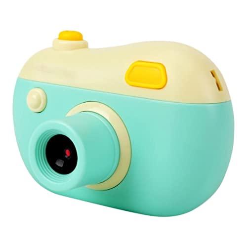 MHCYKJ Niños HD Digital Cámara, Cámara Selfie Inteligente para Niños para Niños Y Niñas Tomar Fotos Videojuegos Recargable Cámara De Niños Cumpleaños Creativo