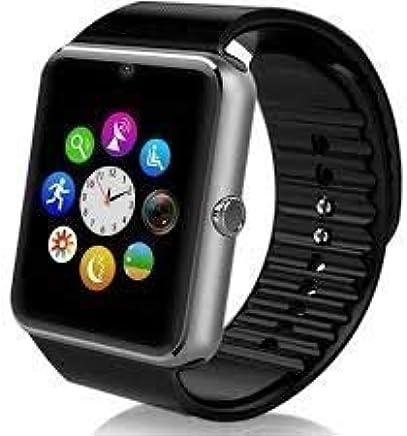 Amazon.com: Touchscreen Bluetooth Smart Watch - Black Rhino ...