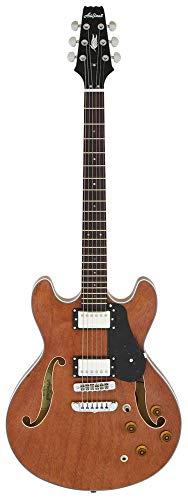 AriaproII TA-TR1 STBR セミアコ−スティック エレキギター