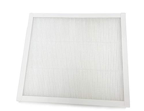 Nispira True HEPA Filter Replacement Compatible with Homedics Compact Air Purifier Model AF-10 AF-15. Compared to Part AF-10FL . 1 Filter