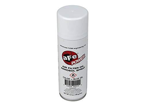 aFe Power MagnumFLOW 90-10022 Air Filter Oil (5.5 oz Aerosol, Blue)