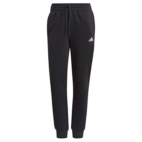 adidas GM5547 W Lin FL C PT Sport Trousers Womens Black White S